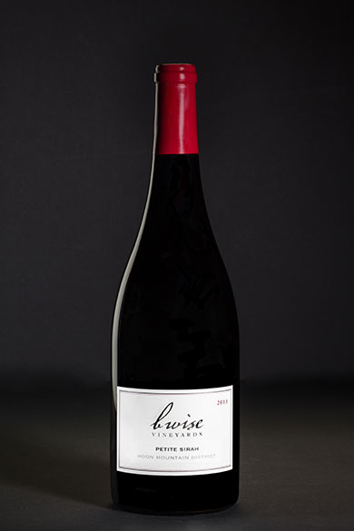 Petite Sirah, Moon Mountain District, Estate Grown, 2013
