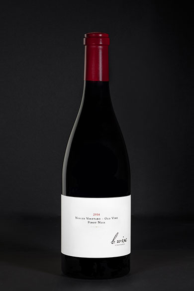 Pinot Noir, Nobles Vineyard Old Vine, Fort Ross-Seaview, 2014